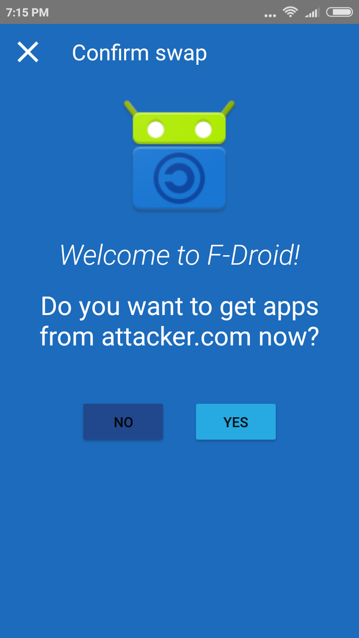 Second Audit Report | F-Droid - Free and Open Source Android App