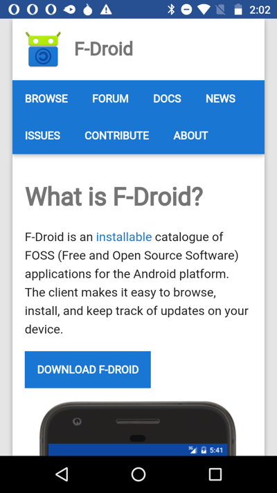 How to Add a Repo to F-Droid | F-Droid - Free and Open Source