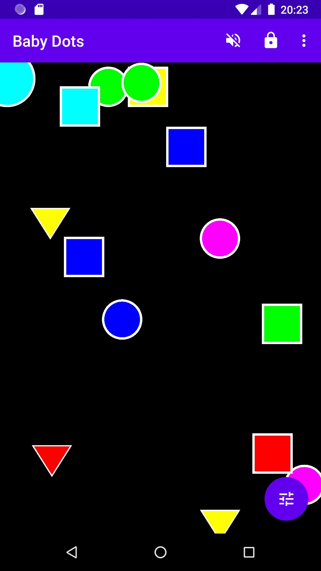 zrzut ekranu aplikacji