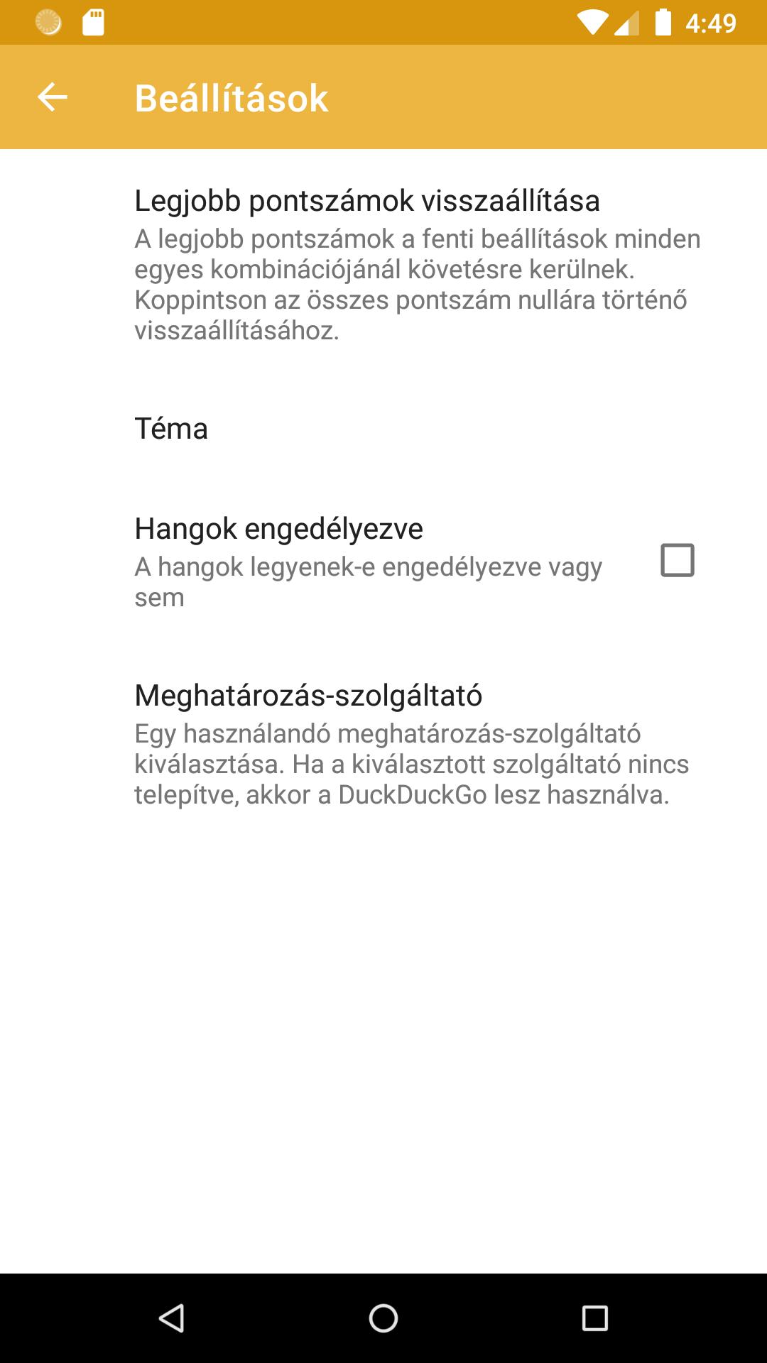 alkalmazás-képernyőkép