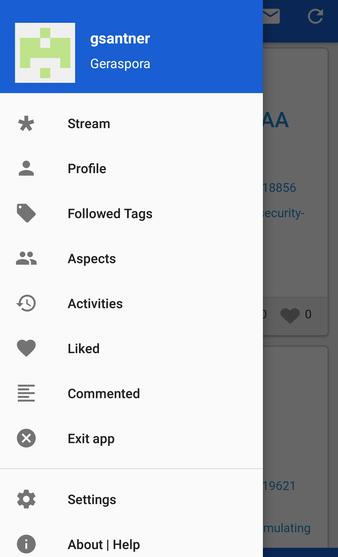 captura de tela do aplicativo