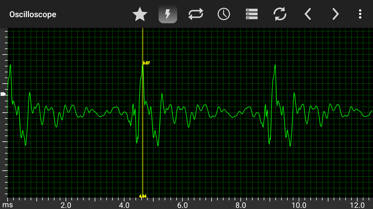 Oscilloscope | F-Droid - Free and Open Source Android App