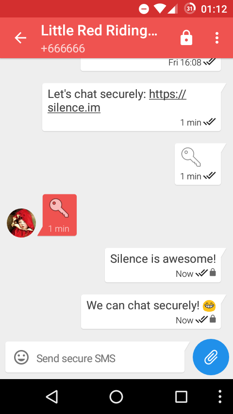 Silence | F-Droid - Free and Open Source Android App Repository